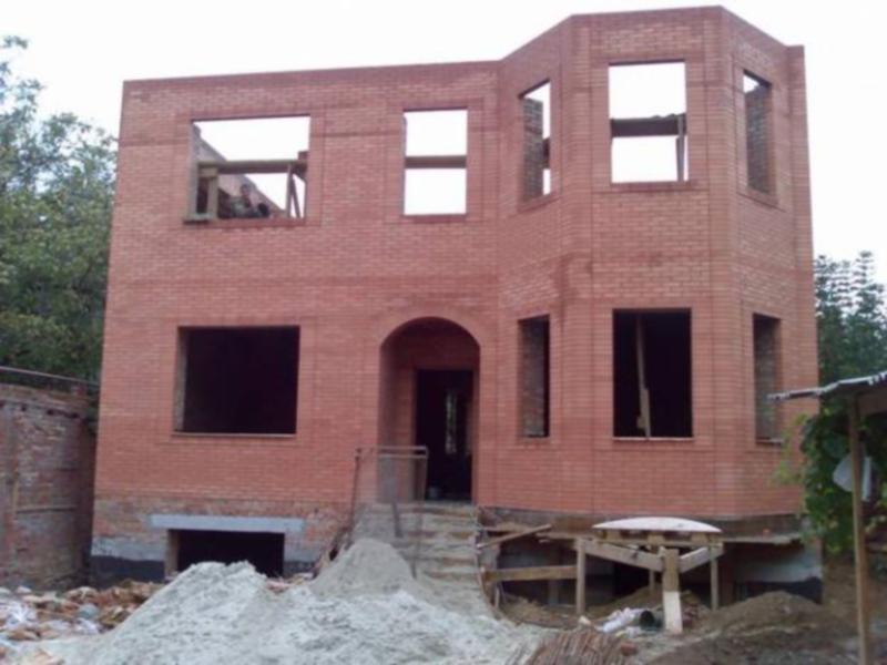 Строительство загородного дома в